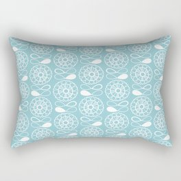 Daisy Doodles 2 Rectangular Pillow