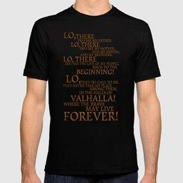 Viking Prayer T-shirt
