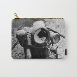 fire damage Carry-All Pouch