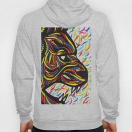 Colorful Lion Art  Hoody