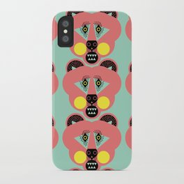 Grizzly Bear Necessities iPhone Case