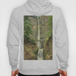 MULTNOMAH FALLS - OREGON Hoody