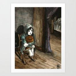 Tzeitel and the Woods, No. 22 Art Print