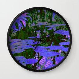 In Still Waters Wall Clock
