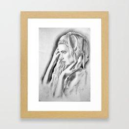 Voile Framed Art Print
