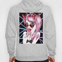 Laser Lolita Hoody