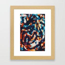Pattern № 93 Framed Art Print