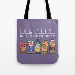 Dr. Teeth & The Electric Mayhem – The Muppets Tote Bag