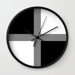 Mulatto flag multiracial people Wall Clock