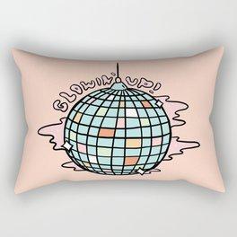 Glowin' Up! Rectangular Pillow