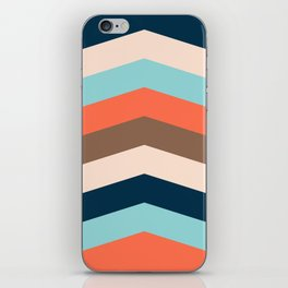 Kings River Sunset iPhone Skin