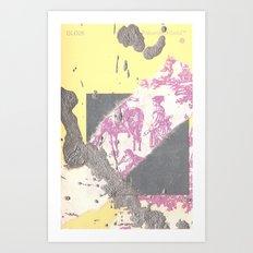 Palomino Gold Art Print