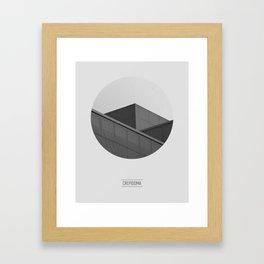 CREPIDOMA Framed Art Print