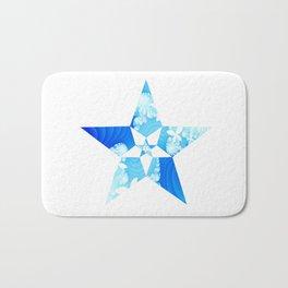 Star of Elysium Bath Mat