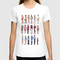 les miserables T-shirts featuring Les miserables by Puckboum