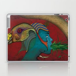 Siamese God Laptop & iPad Skin