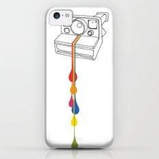 Polaroid Drips iPhone 5c Slim Case
