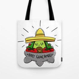 Holy Guacamoli Tote Bag