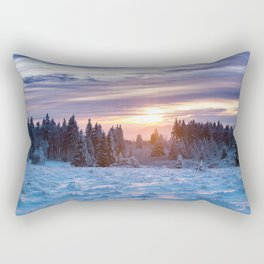 Winter has come Rectangular Pillow