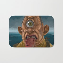 Cyclops Bath Mat