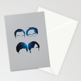 in a hot dense state. Stationery Cards