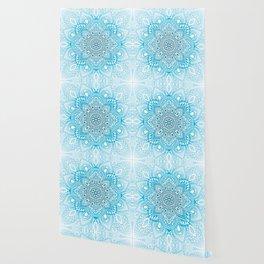Mandala Ombre Fade Wallpaper