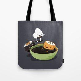 Sushi Bath Tote Bag