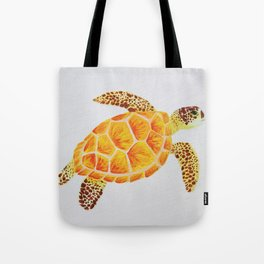 Turtle Time Tote Bag