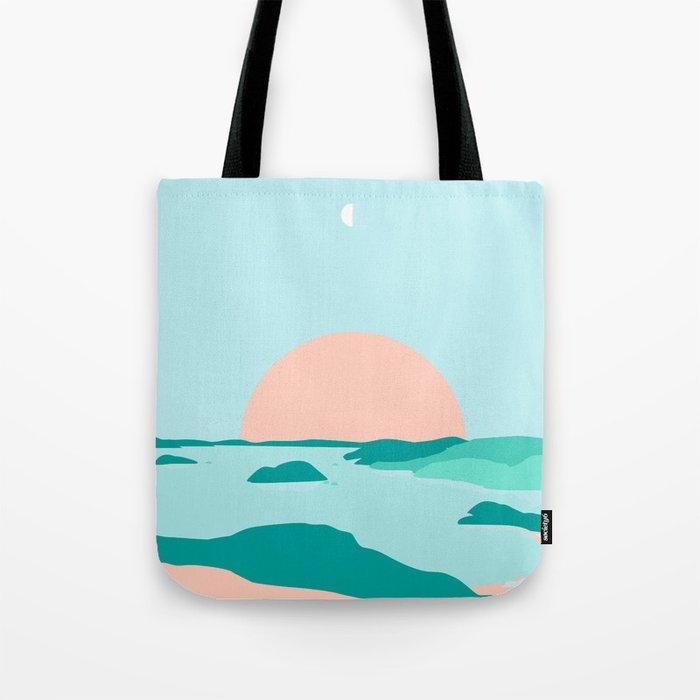 Coliumo Tote Bag
