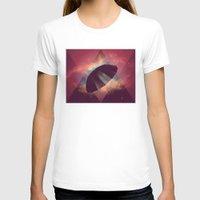 umbrella T-shirts featuring Umbrella by Mr and Mrs Quirynen