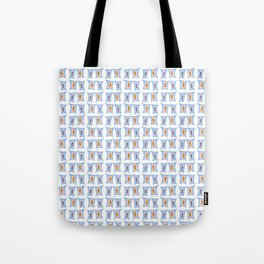 rectangle and abstraction7 -mutlicolor,abstraction,abstract,fun,rectangle,square,rectangled,geometry Tote Bag