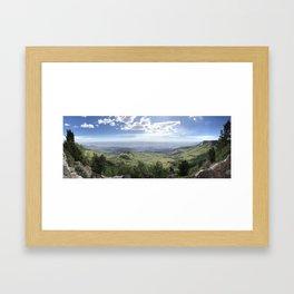 Taking It All In Framed Art Print