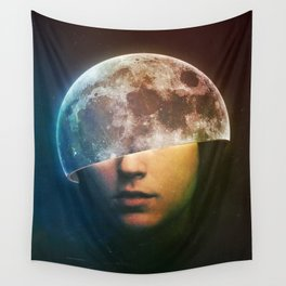 Eternal Stubbornness Wall Tapestry