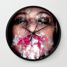 Cocaine Nights Wall Clock