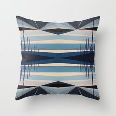 Highwayscape1 Throw Pillow