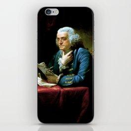 Ben Franklin iPhone Skin