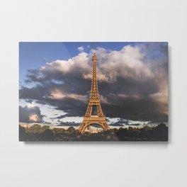 Paris 47 Metal Print