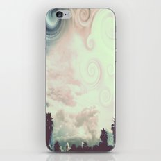 Swirl iPhone & iPod Skin