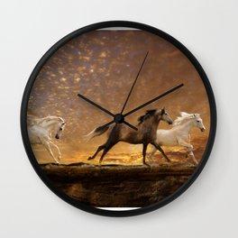 Freed Spirits Wall Clock