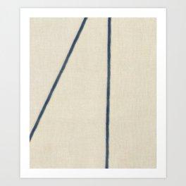 Tightrope 3 Art Print