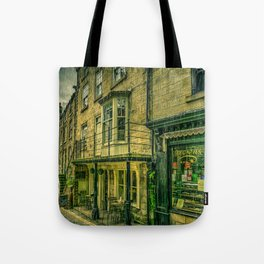 Rainy Day in the Bay Tote Bag