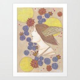 Harbinger. Art Print