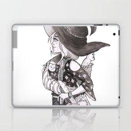 Soul Food Witch Laptop & iPad Skin