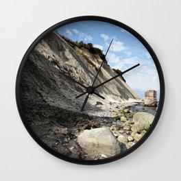 Nordkap - Kap Arkona Wall Clock