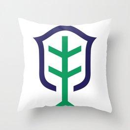 SAVE AMAZON RAINFOREST Throw Pillow