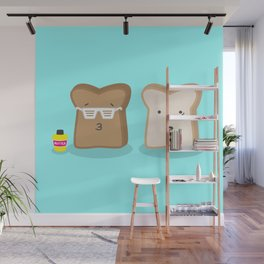 Toasty Cool Wall Mural