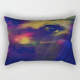Burning Eyes 03 Rectangular Pillow