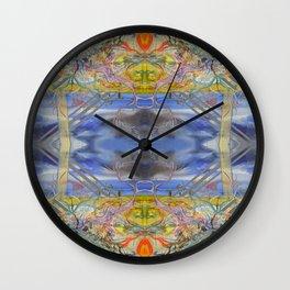 HYPER DIMENSION Wall Clock