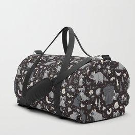 Trashy Raccoons Duffle Bag