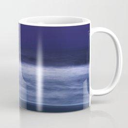 la mer en violet, purple waves Coffee Mug